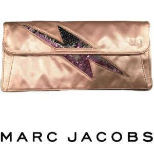 Marc Jacobs Satin Clutch